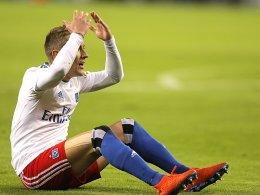 Kein neuer Vertrag: Holtby muss HSV verlassen