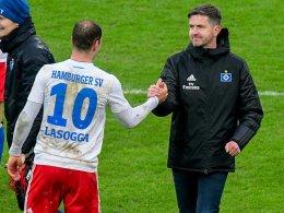 Nach Holtby - wird auch Lasogga den HSV verlassen?