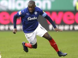 Hamburger SV hat Interesse an Kiels Kinsombi