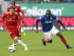 HSV verpflichtet Kiels Kapitän Kinsombi