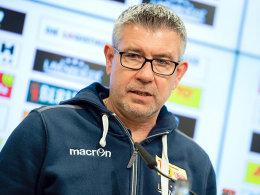 Union-Coach Fischer über St. Pauli: