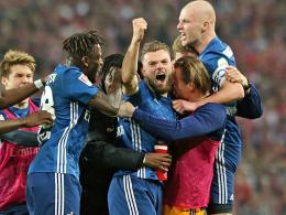Joker Wintzheimer sticht: 1:1-Erfolg des HSV in Köln