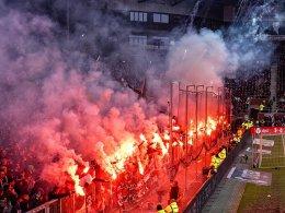 DFB verhängt hohe Strafen gegen St. Pauli und Dresden