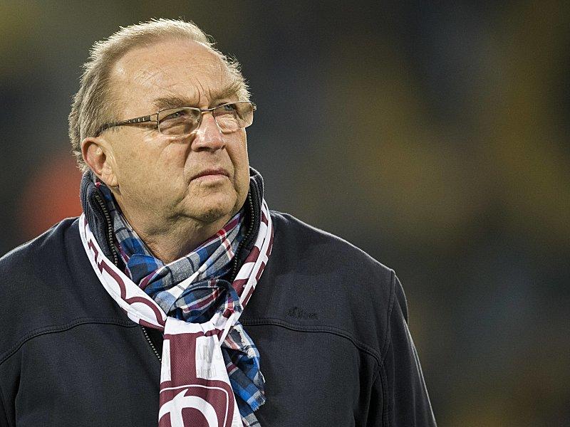 Dynamo Dresden trauert um Siegmar Wätzlich