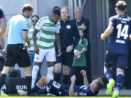 Tätlichkeit gegen Union: Drei Spiele Sperre für Keita-Ruel