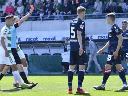 Union: DFB sperrt Rapp für zwei Spiele