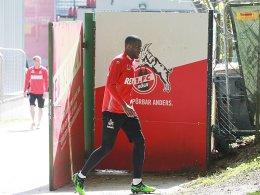FC wohl ohne Modeste gegen Darmstadt