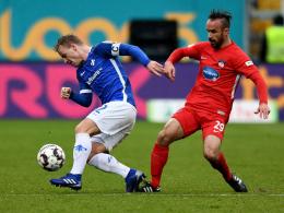 Neunte Saison: Strauß verlängert in Heidenheim