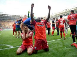 Durchmarsch perfekt! Paderborn steigt in die Bundesliga auf