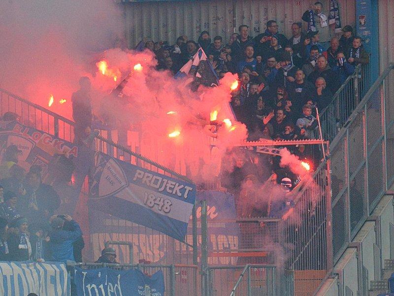 Geldstrafe für den VfL Bochum