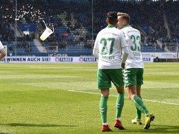 Becherwurf in Bochum: Geldstrafe für den VfL