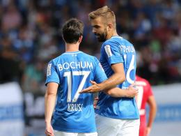 Hinterseer und sieben weitere Spieler verlassen Bochum