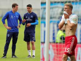 HSV: Versöhnliches Ende mit Arp-Wunsch und Santos-Abschied