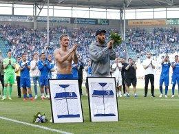 Emotionen zum Ausstand: Magdeburg verabschiedet zwölf Spieler