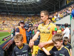 Jannik Müller bleibt zwei weitere Jahre in Dresden