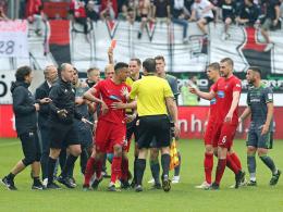 Heidenheims Glatzel für zwei Spiele gesperrt
