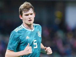 Paderborn holt Kilian von Borussia Dortmund