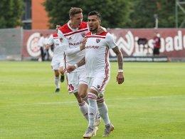Ingolstadt stößt die Tür zum Ligaverbleib auf