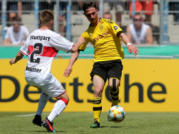 Wehen Wiesbaden holt Dortmunds U-19-Meister Missner