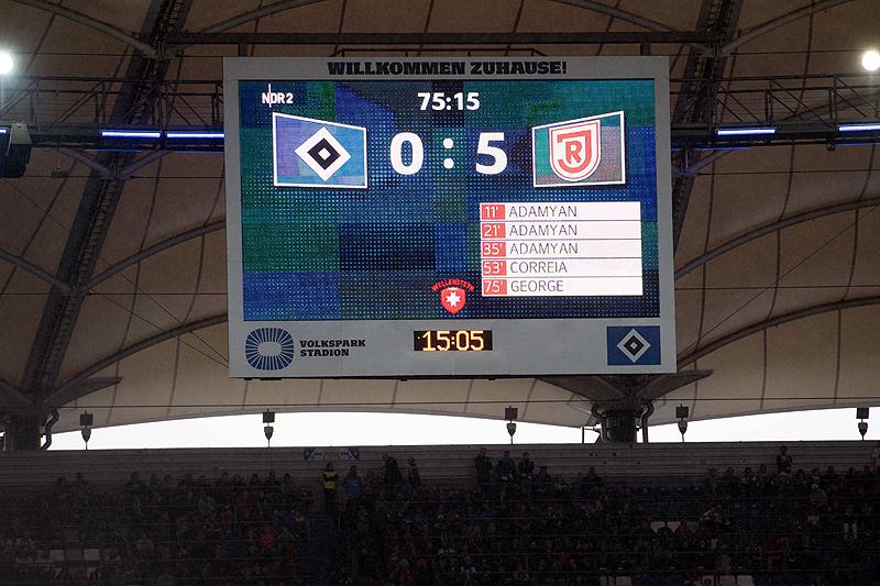 Köln vor Jubiläum, St. Paulis schwarze Serie, HSV-Novum?