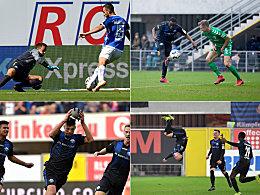 Rauf, runter, rauf: Paderborn ist zurück