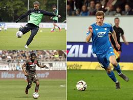 Klement, Kittel & Co.: Die Neuzugänge der 2. Liga