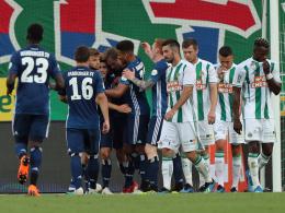 Achtungserfolg: HSV schlägt Rapid Wien mit 2:1