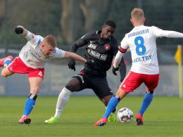 Acht Tore: HSV besteht Härtetest gegen Midtjylland