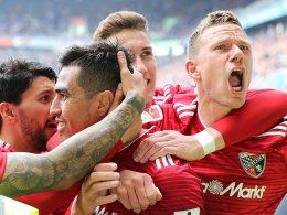 Drei Tore ab Minute 90: Kittel und Pledl sorgen für FCI-Erfolg