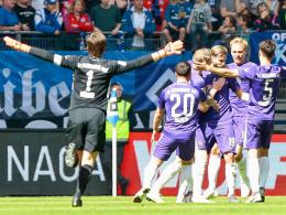 Wieder kein Sieg: Zulechner ärgert den Hamburger SV
