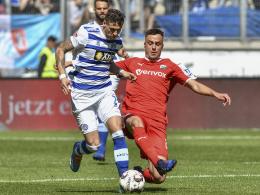 2:2 nach 0:2: Wolze krönt Duisburgs Aufholjagd vom Punkt