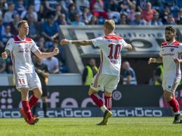 Abgezockte Schanzer bezwingen ineffiziente Bielefelder