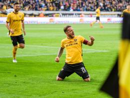 Dresden feiert dank Burnics Energieleistung