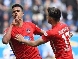Dorsch beendet Achterbahnfahrt und schickt Duisburg in Liga drei