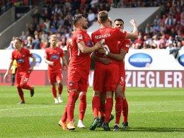 Entschlossene Heidenheimer schicken Ingolstadt in die Relegation