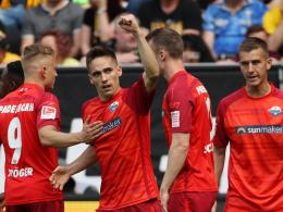 Durchmarsch perfekt: Paderborn steigt dank Schützenhilfe auf