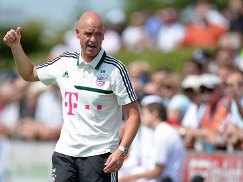 Ten Hag Der Kontakt Zu Guardiola Ist Sehr Eng Regionalliga Kicker
