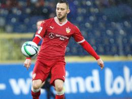 VfB Stuttgart: Kiefer fehlt der U21 für mehrere Wochen