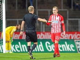 Spieler verwechselt: Kirchhoffs Sperre wird annuliert