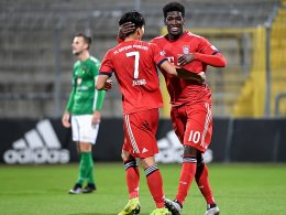 Bayern II ist Erster - Derbysieg für Elversberg