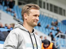 Chemnitz-Coach Bergner: