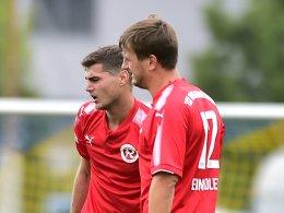 Herber Dämpfer für TSV 1860 Rosenheim