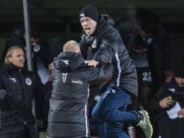 Mike Tullberg wird neuer Trainer beim BVB II