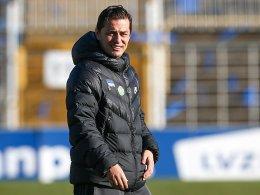 Hertha II beantragt Lizenz für die 3. Liga