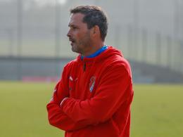 Steinbach: Döpper bleibt bis Saisonende Trainer