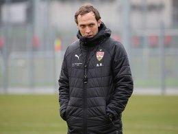 Hinkel soll VfB II zum Klassenerhalt führen
