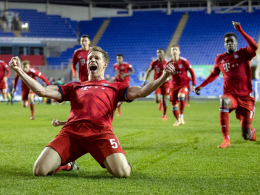 Bayern-Amateure ziehen ins Finale des Premier League International Cup ein