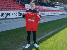 Hoffmann wechselt zu Steinbach Haiger