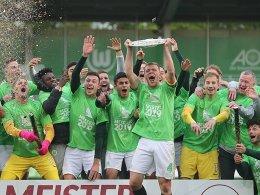 Regionalliga-Aufstieg: Wolfsburg II trifft auf Bayern II