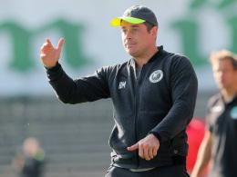 Viktoria Berlin mit neuem Cheftrainer einig